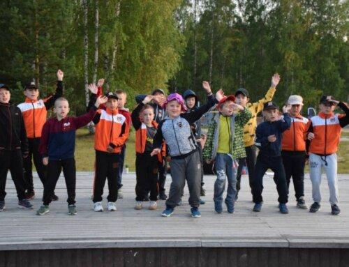 5 смена 2019 «Станция Спортивная»